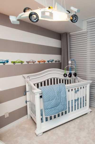 35 Cool Baby Boy Nursery & Bedroom Ideas | Sebring Design Build