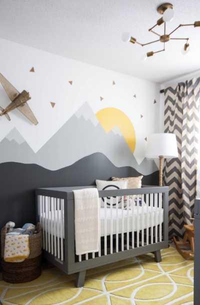 35 Cool Baby Boy Nursery Bedroom Ideas Sebring Design Build