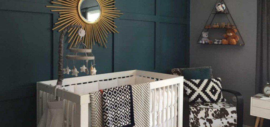 Cool Baby Boy Nursery Bedroom Ideas