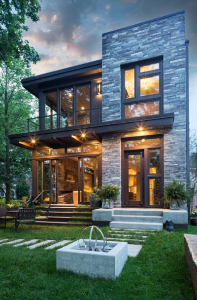 31 Modern Contemporary Exterior House Design Ideas