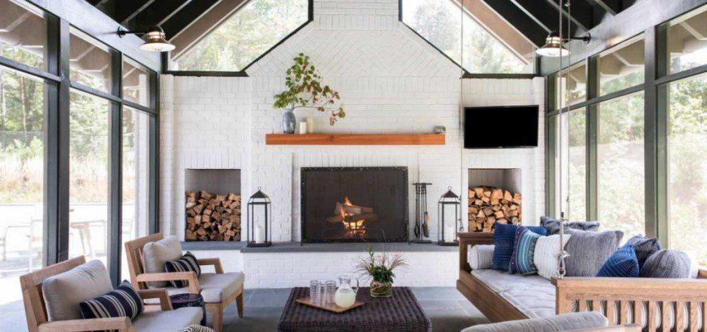 41 Modern Farmhouse Living Room Ideas Sebring Design Build