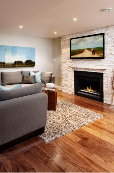 41 Stacked Stone Fireplace Ideas Sebring Design Build