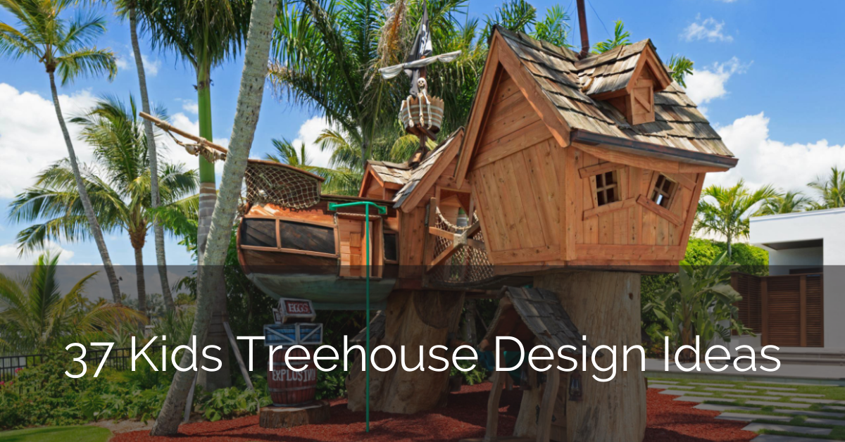 37 Kids Treehouse Design Ideas Sebring Design Build