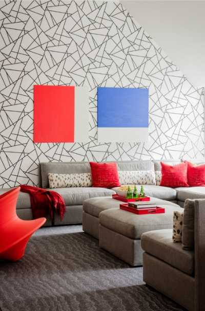 31 Modern Wallpaper Design Ideas Sebring Design Build