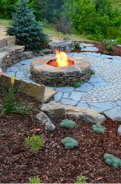 39 Backyard Fire Pit Ideas Design Trends Sebring Build