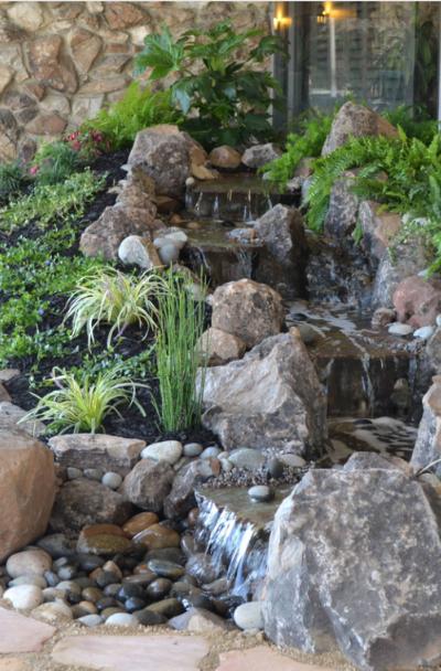 37 Backyard Garden Waterfall Ideas Sebring Design Build