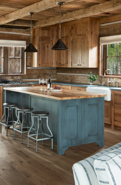 35 Wood Kitchen Backsplash Design Ideas, Kitchen Backsplash Ideas With Wood Cabinets
