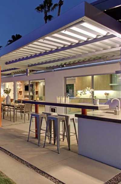 69 Outdoor Kitchen Bar Ideas, Patio Bar Designs Pictures