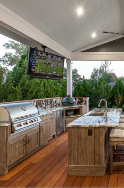 69 Outdoor Kitchen Bar Ideas, Pictures Of Outdoor Kitchens And Bars