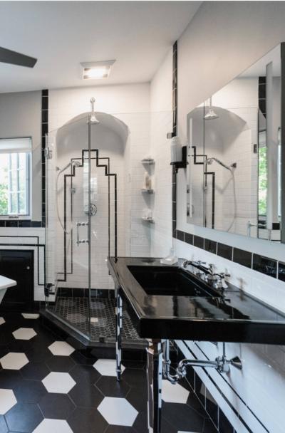 21 Art Deco Bathroom Design Ideas Sebring Build