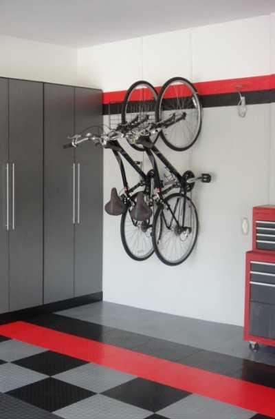 bike-garage-storage-design-ideas