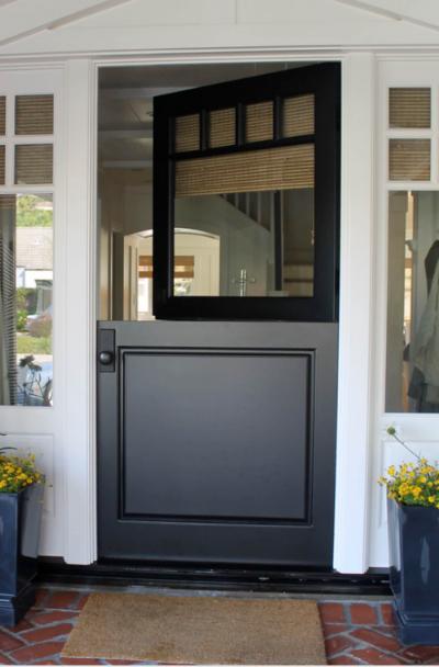 black-front-entry-door-ideas
