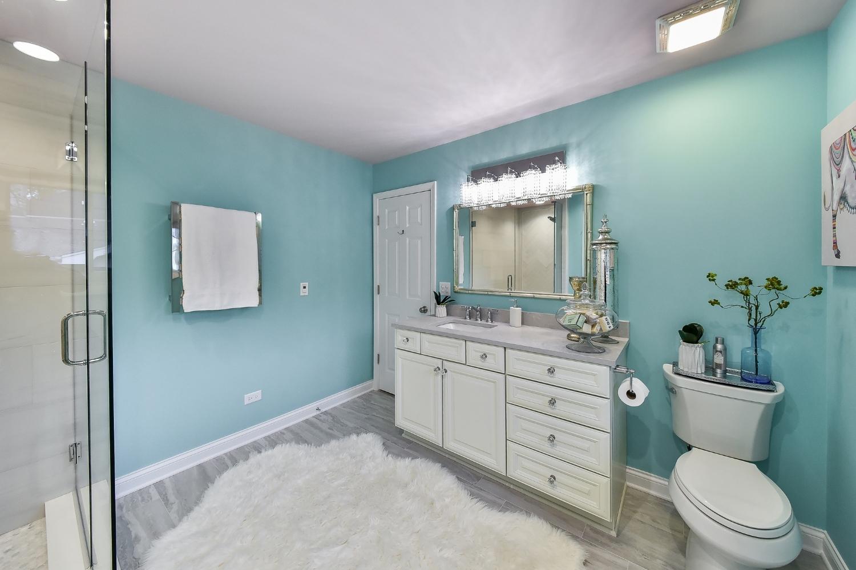 Naperville Master Bathroom Remodel