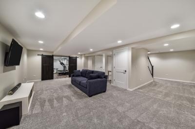 Wheaton Basement Remodel