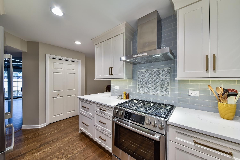 Glen Ellyn Kitchen Remodel