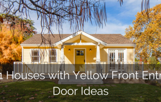 yellow-front-entry-door-ideas