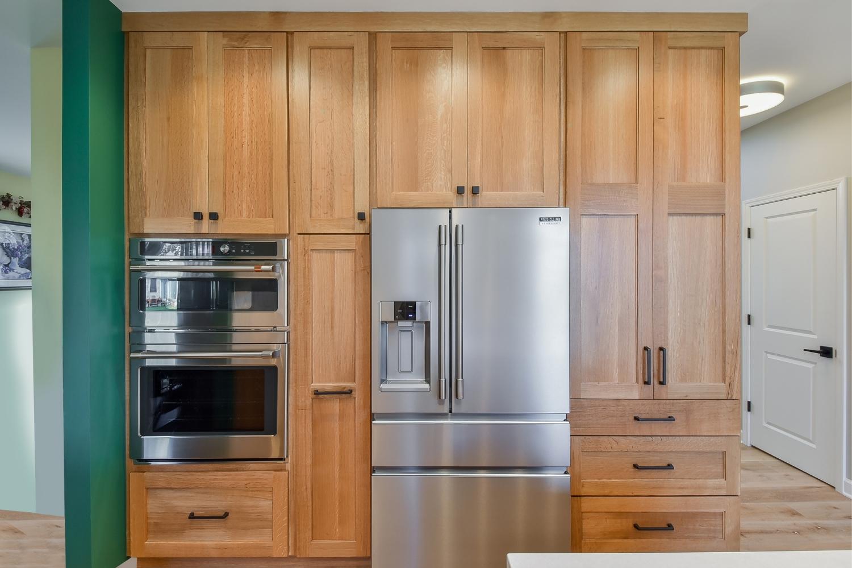 Natural Modern Bollingbrook Kitchen Remodel