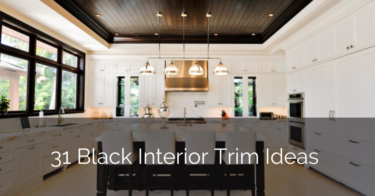 31 Black Interior Trim Ideas Sebring Design Build