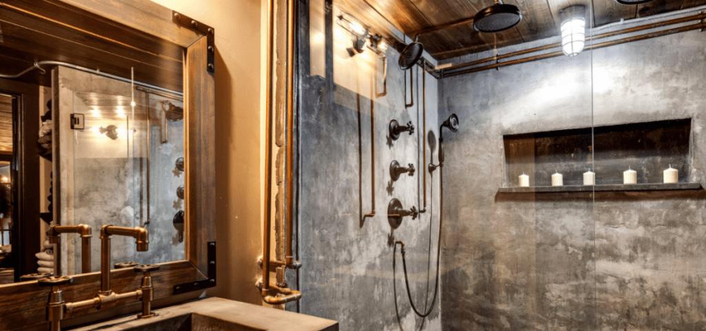 industrial-rustic-bathroom-design-ideas