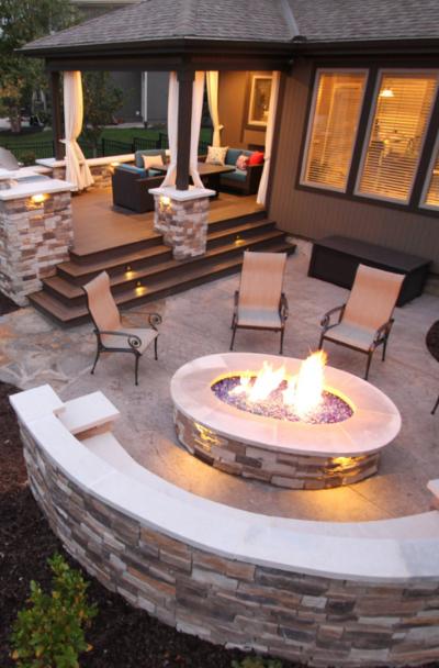 43 Stamped Concrete Patio Design Ideas Sebring Design Build