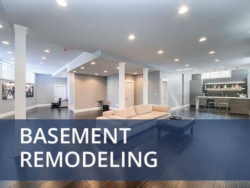 Basement Finishing and Remodeling Sebring Design Build