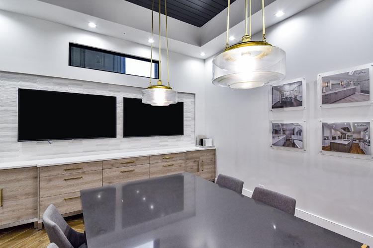 Naperville Showroom - Sebring Design Build