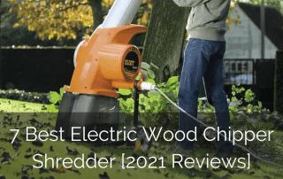 best-electric-wood-chipper-shredder-reviews