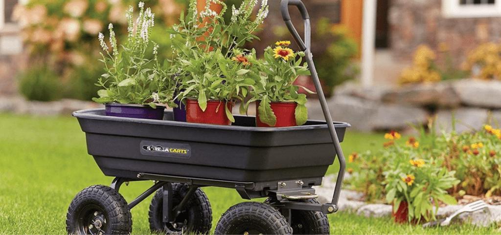 best-garden-lawn-yard-cart-wagon-reviews
