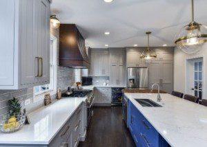 Mixed Modern Naperville Kitchen