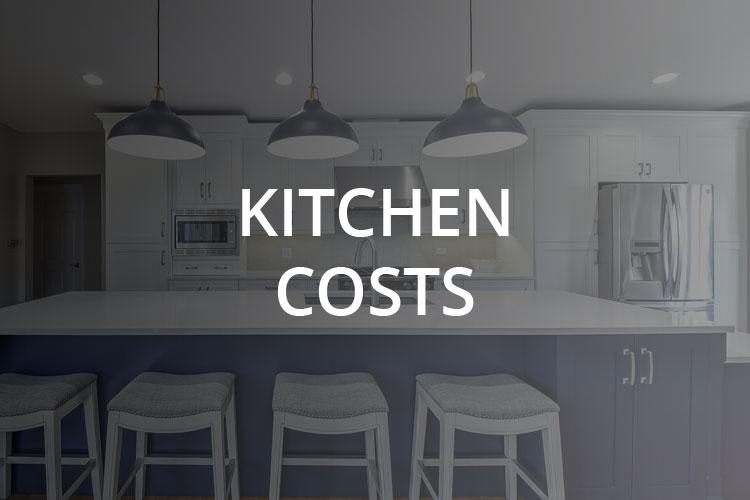 Kitchen Costs - Sebring Design Build