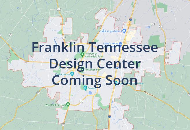 Franklin Design Center - Coming Soon - Sebring Design Build