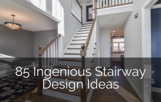 85 Ingenious Stairway Design Ideas for Your Staircase Remodel