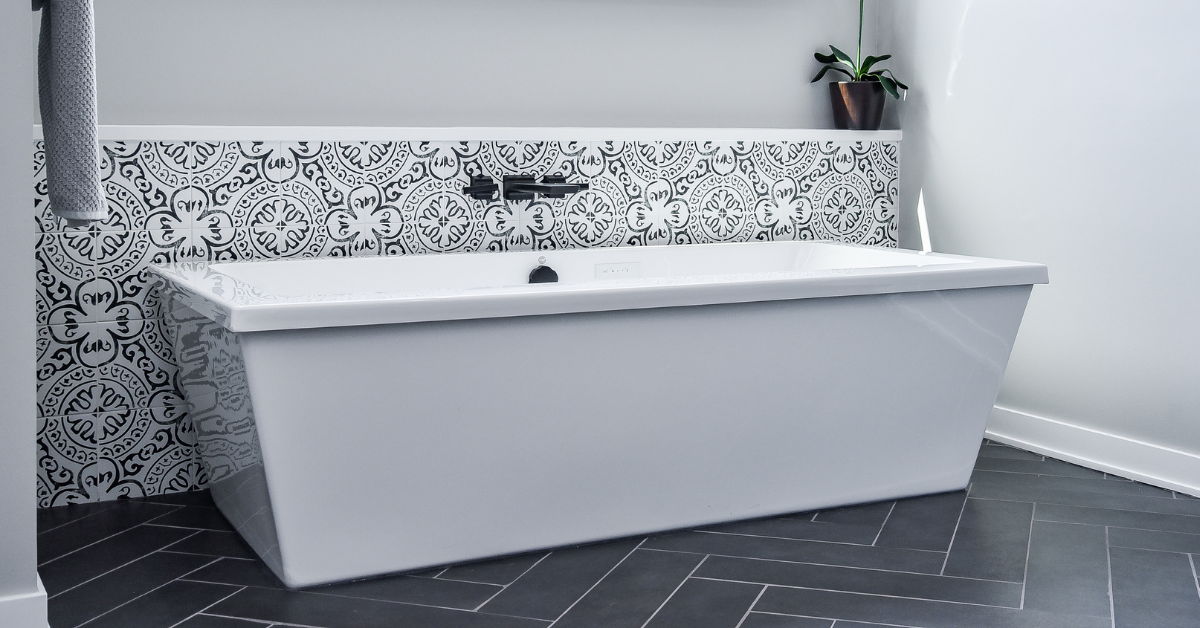 Relax in Your New Tub Freestanding Bath Tub Ideas - Sebring Design Build