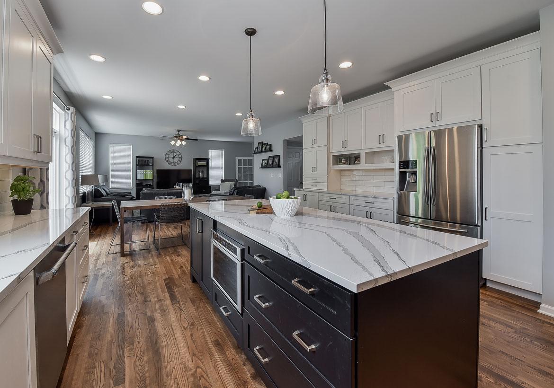 Spectacular Custom Kitchen Island Ideas - Sebring Design Build